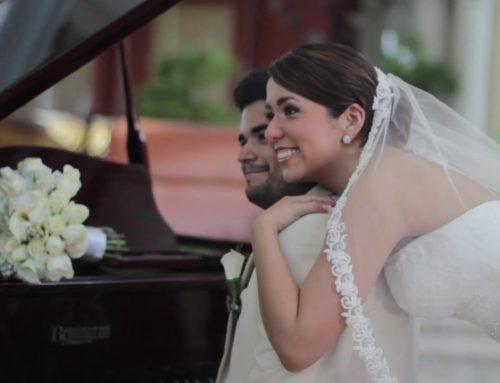 Myrna & Alejandro Married at Gran Caribe Resort – Wedding Video