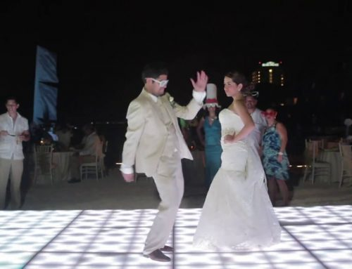 Myrna and Alex – Harlem Shake – Wedding video