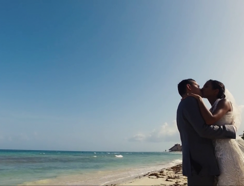 Sarah and Raymond Married at Sandos Caracol Eco Resorts – Wedding Video
