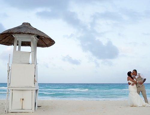 Priscila & Rene married at Grand Caribe Resorts -Wedding Films