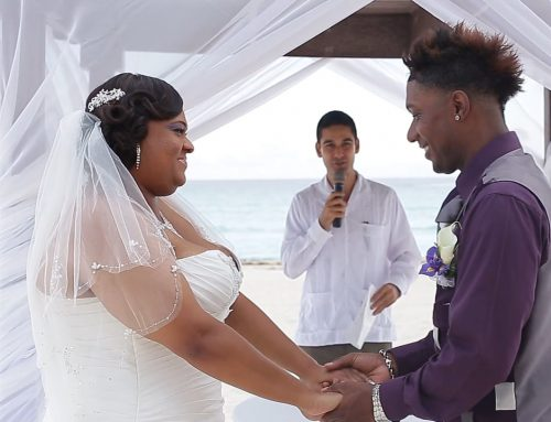 Desiree & Keith married at  Hyatt Zilara Cancun Resort- Wedding Video