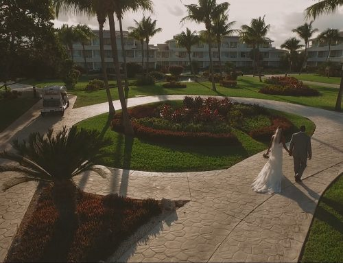 Wedding Cinematic – Fritzie and Emmanuel married at  Moon Palace Cancun