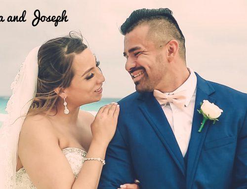 Gran Caribe Resorts Cancun- Wedding Film Mylovefilms – Brenda and Joseph