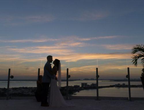 Aerial Wedding – Drone Cinematography – Riviera Maya