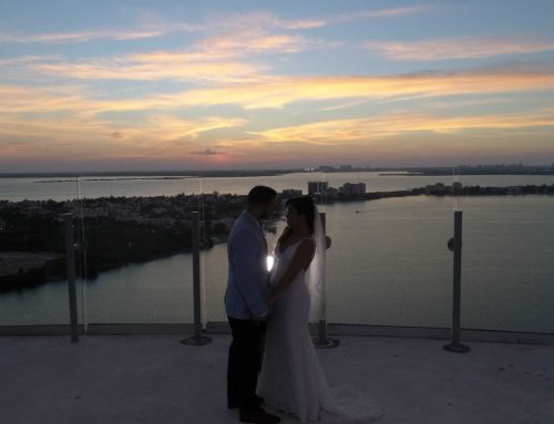 Resorts Beach Palace Cancun -Wedding Day