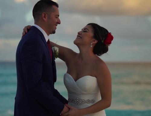Cancun wedding video  – Gran Caribe Resort Mexico