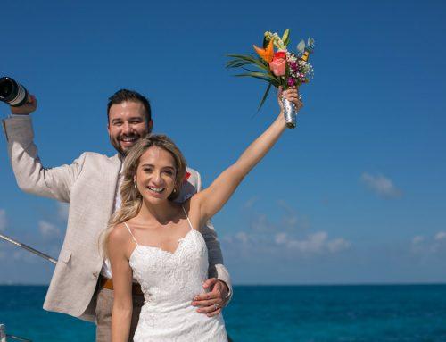 Destination Wedding –  Isla Mujeres – Beach Weddings