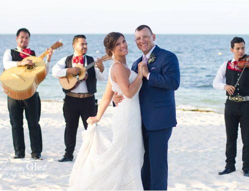 Wedding Video at Finest Playa Mujeres – Wedding Destination