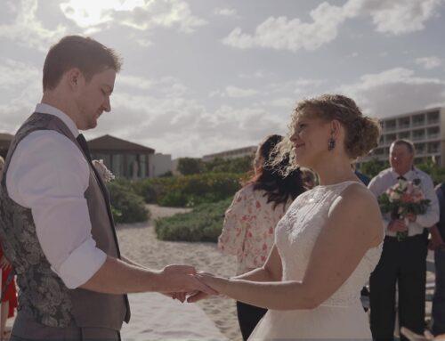 Destination Wedding – Secrets Playa Mujeres