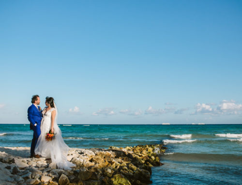 Destination Wedding at Sandos Caracol Eco Resort