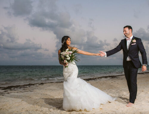 Destination Wedding at Dreams Riviera Cancún Resort