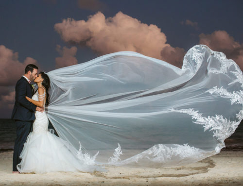 Destination Wedding at Dreams Playa Mujeres