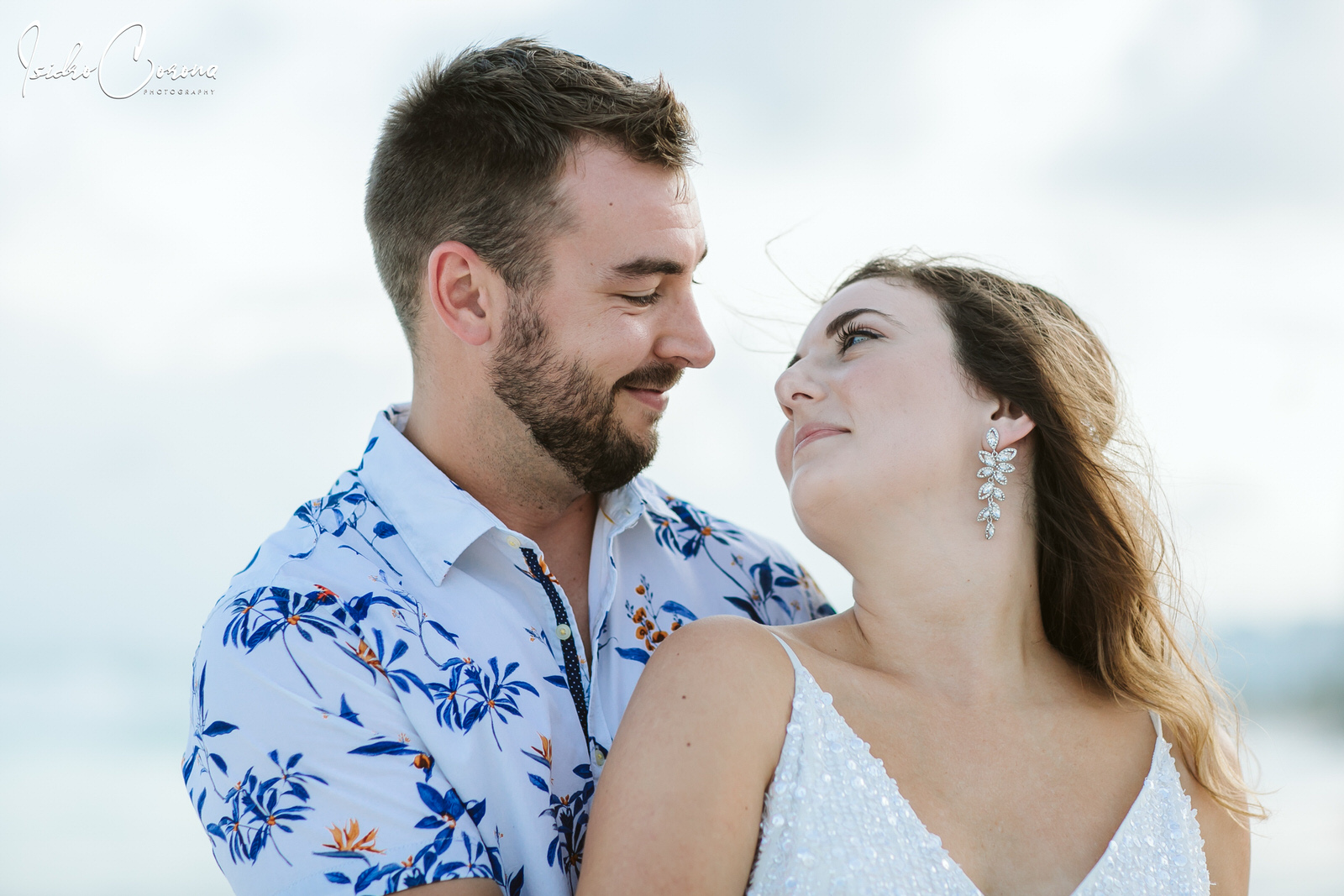 Destination Wedding at Mandala Beach Cancun