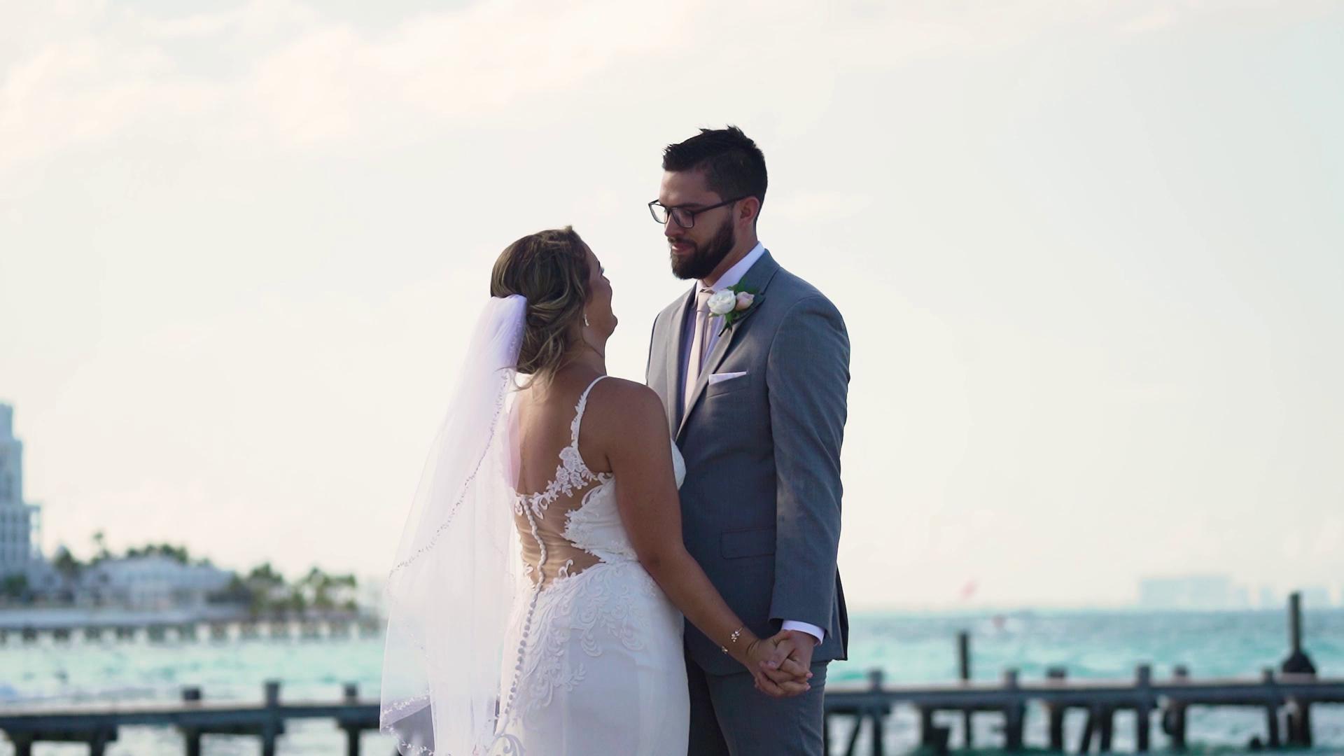 Hyatt Ziva Cancun - Wedding Video - My Love Films
